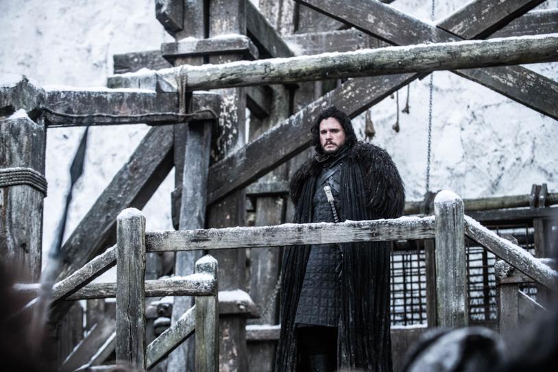 GoT 8x06: Jon Snow a Castello Nero