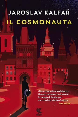 La copertina di Il Cosmonauta