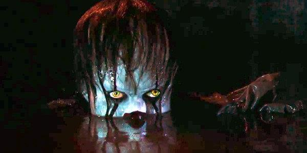 Pennywise nel film IT