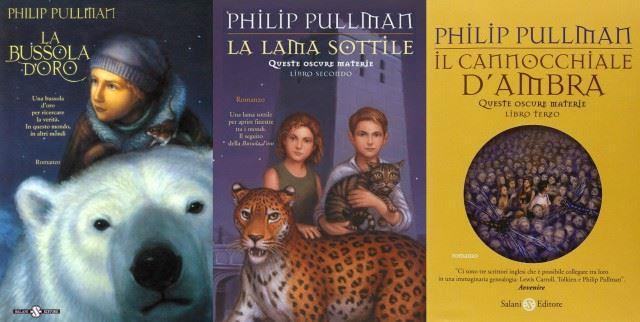 Queste Oscure Materie, la trilogia di romanzi