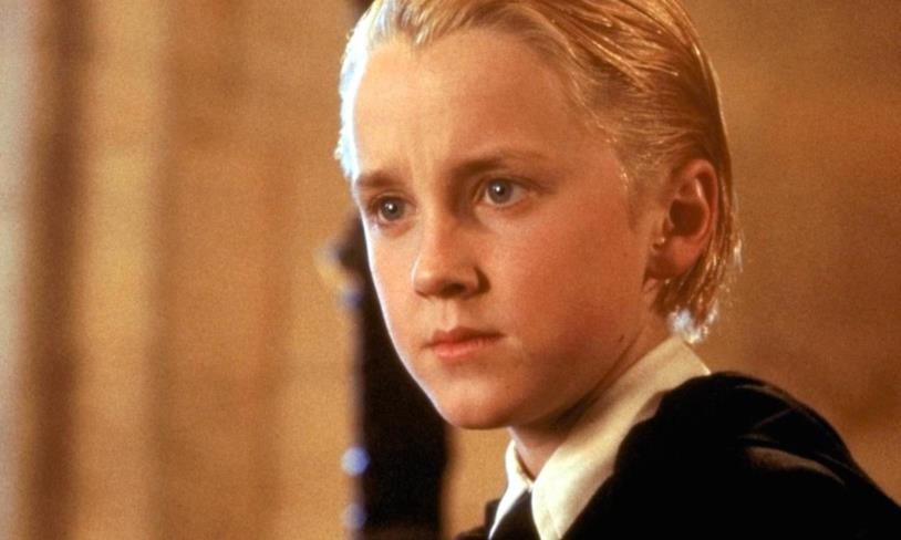 Tom Felton è Draco Malfoy