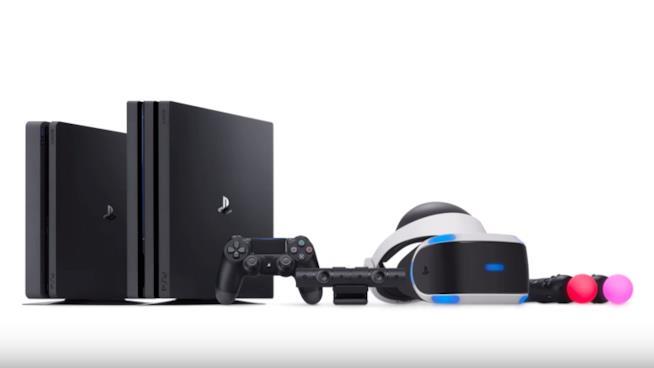 PS4 Pro in vendita dal 10 novembre