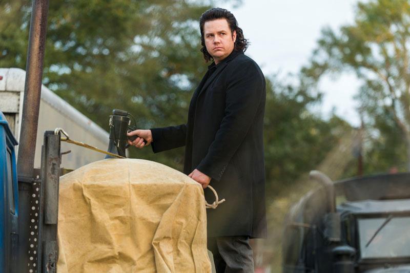 Eugene nel season finale di The Walking Dead 7