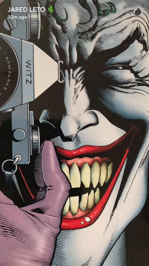 La copertina del fumetto Killin Joke di Alan Moore