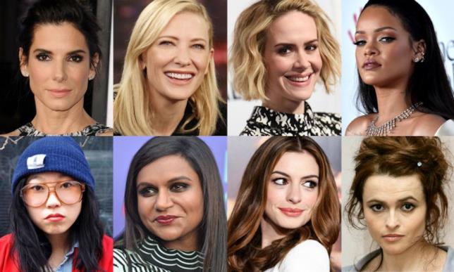 Il cast femminile dello spin-off di Ocean's Eleven