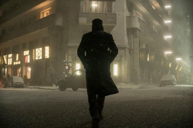 Blade Runner 2049, Ryan Gosling nella Los Angeles del futuro