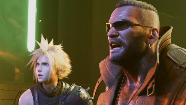 Final Fantasy VII Remake uscirà su PS4 e forse su altre console