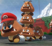 Mario in versione Fungo