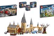 Dal castello di Howgwarts ai BrickHeadz: i set LEGO dedicati alla saga di Harry Potter