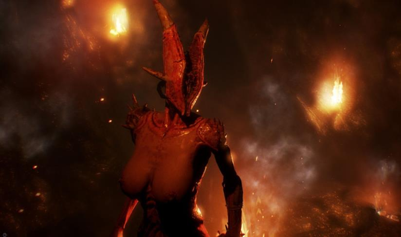 La Red Goddess di Agony