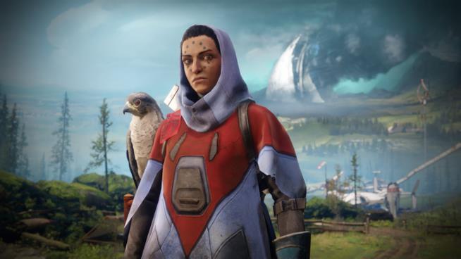 Suraya Hawthorne in Destiny 2