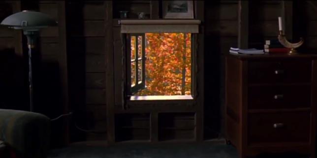 La finestra di Secret Window