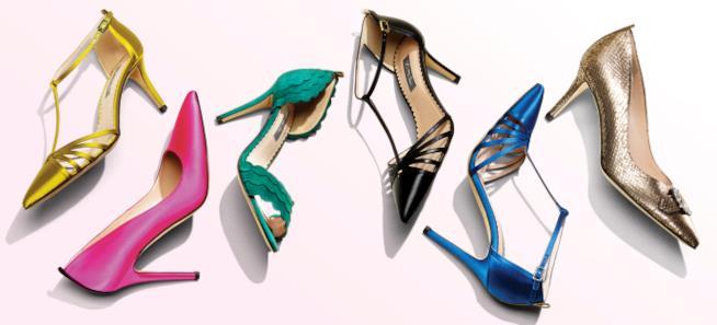 La nuova linea di scarpe lanciata da Carrie Bradshaw di Sex and the City