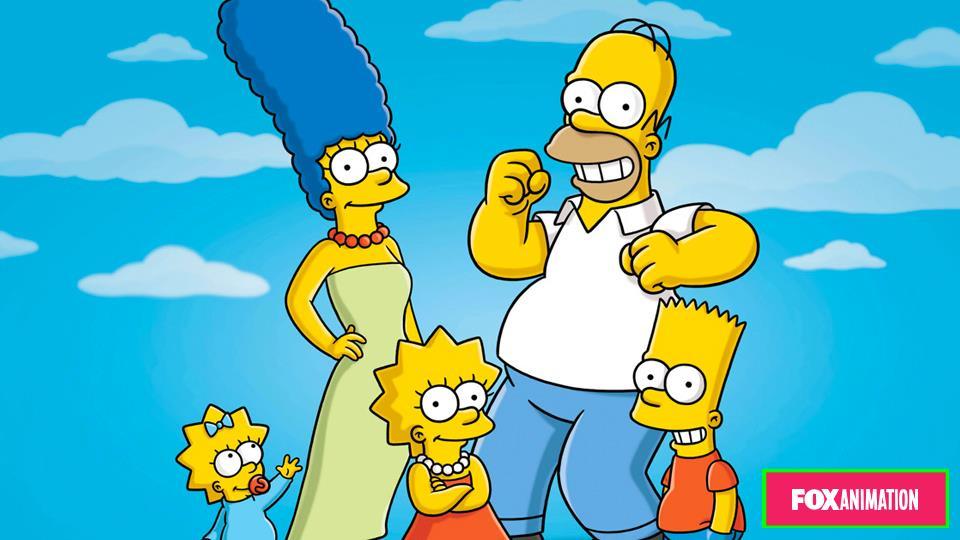 02. Un grande classico: i Simpson sono gialli per catturare l'attenzione di chi fa zapping.