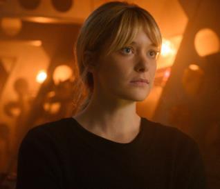 Syd nel sesto episodio della terza stagione di Legion