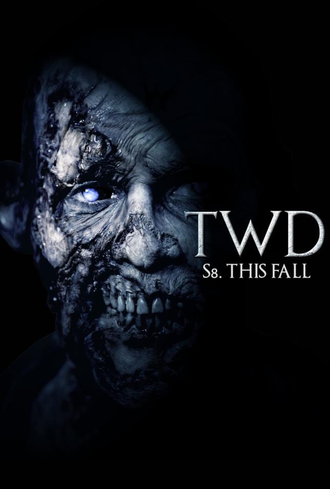 Un vagante di The Walking Dead nel primo artwork rilasciato da AMC