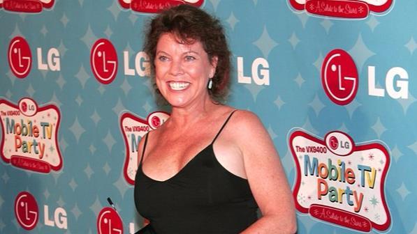 Erin Moran sorridente a un evento