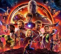 Avengers: Infinity War, il secondo film più costoso di sempre