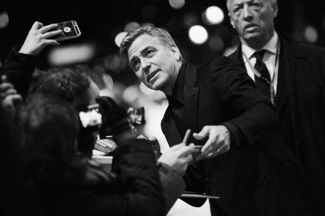 George Clooney rivela di pensare al ritiro dalle scene