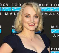 Evanna Lynch all'evento benefico Mercy for Animals