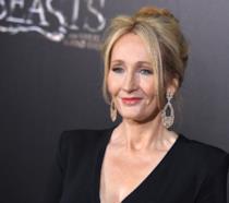J.K. Rowling a un evento di gala