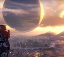 Un Titano sulla Torre di Destiny