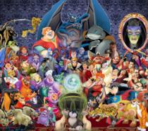 Tutti i villain Disney