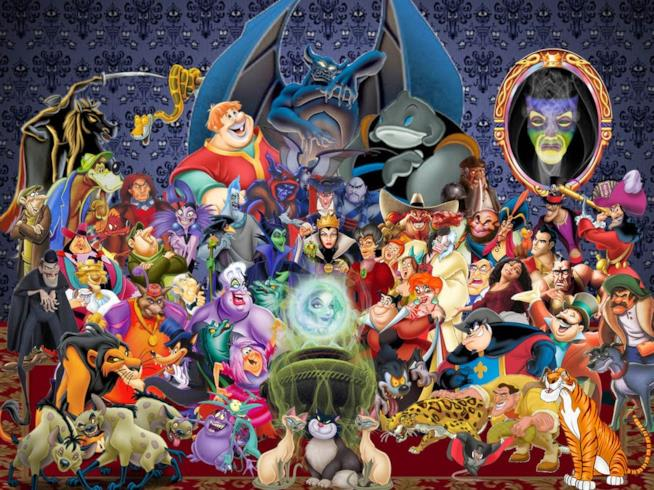 Book of Enchantment= la serie dedicata ai cattivi Disney