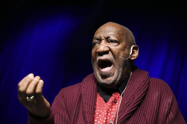 L'attore Bill Cosby oggi