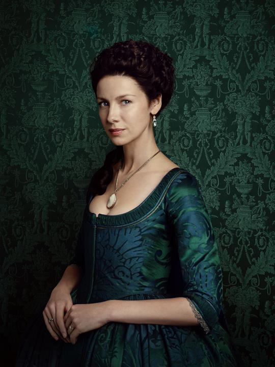 Claire Randallr in Outlander 2