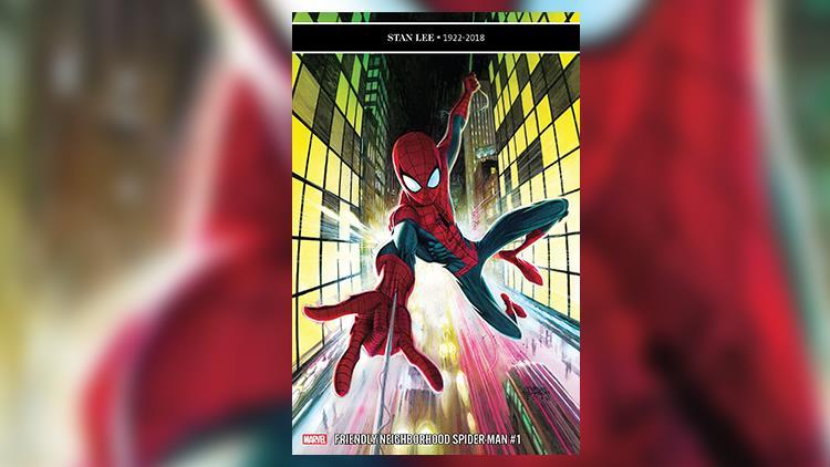 Copertina di Friendly Neighborhood Spider-Man (2019) #1