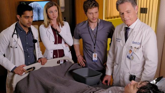 The Resident, la nuova serie con Emily Van Camp