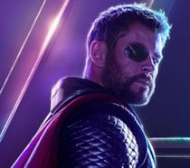 Character poster di Thor in Avengers: Infinity War