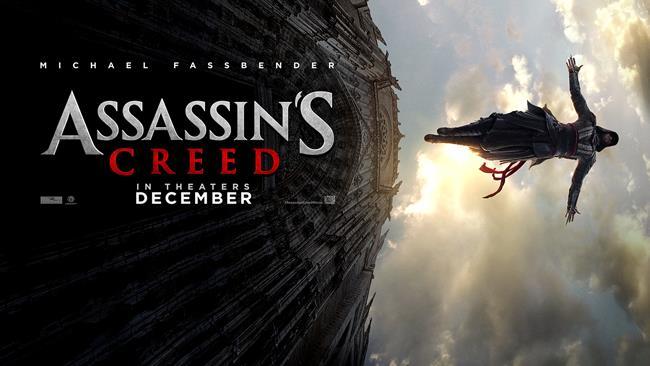 Assassin's Creed, il film