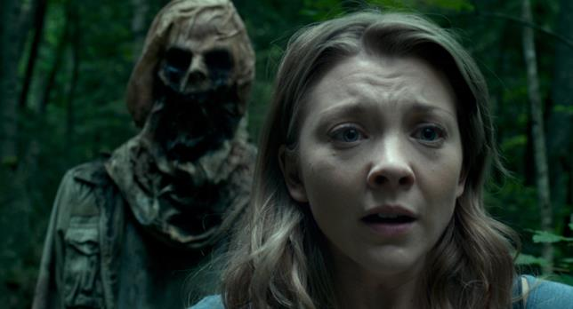 Sara, la protagonista del film, perseguitata da uno spirito malvagio