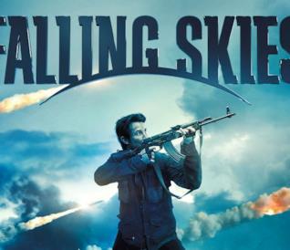 Il keyart della stagione 4 di Falling Skies
