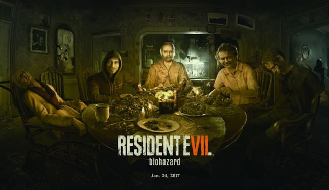 Resident Evil 7 per PS4, PC e Xbox One