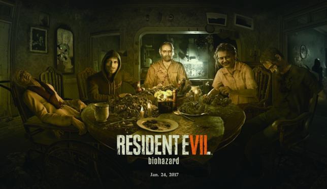 Resident Evil 7 Biohazard di Capcom