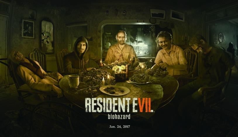 Resident Evil 7 di Capcom