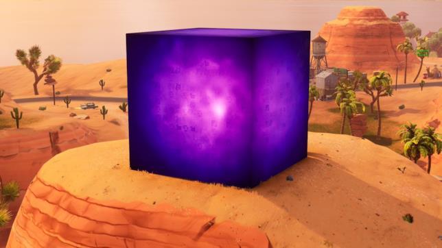 Fortnite: Stagione 6 nel segno del cubo viola?
