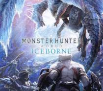Monster Hunter World cover Iceborne