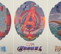 Capodanno cinese: i bellissimi poster Disney dei film in uscita, da Aladdin ad Avengers: Endgame