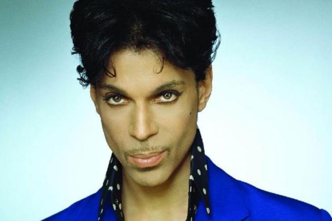 Il cantante Prince