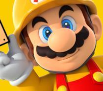 Il faccione di Mario in Super Mario Maker 2
