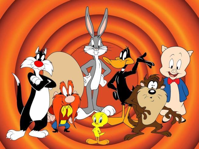 Gli storici personaggi di Looney Tunes