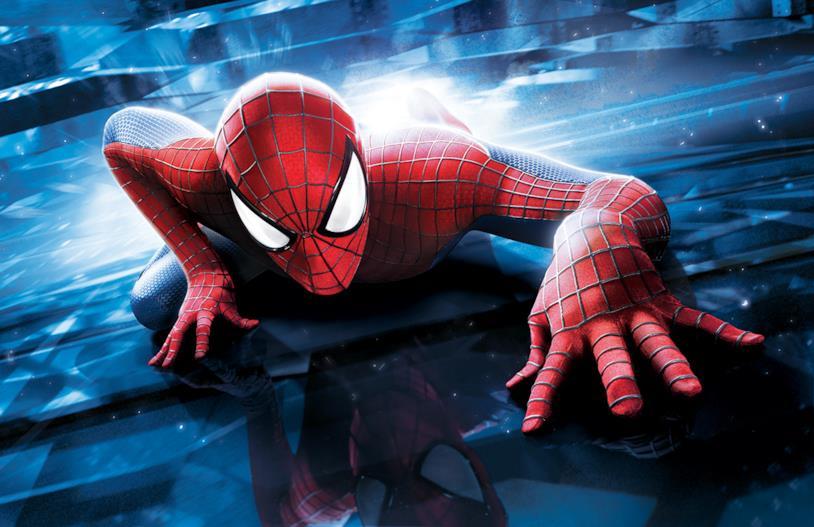 Spider-Man: l'Uomo ragno come appare nei fumetti