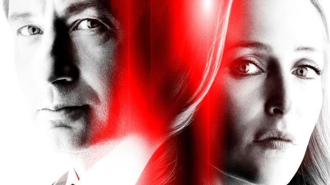 I protagonisti di X-Files 11