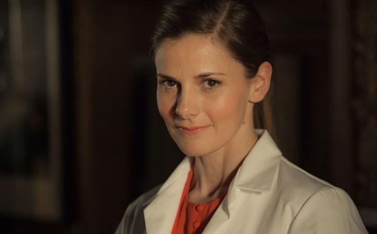 Louise Brealey in Sherlock