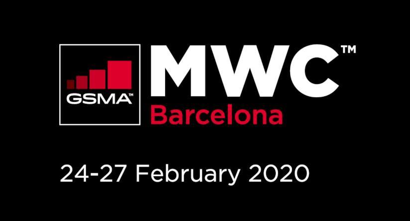Il logo del MWC di Barcellona