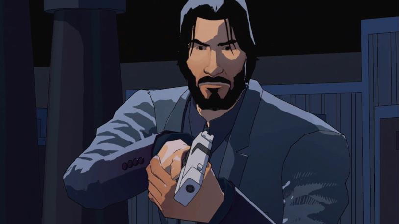 Annunciato il videogioco ufficiale di John Wick con Keanu Reeves